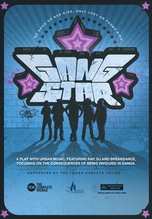 Gang*Star Promo Booklet - The Complete Works