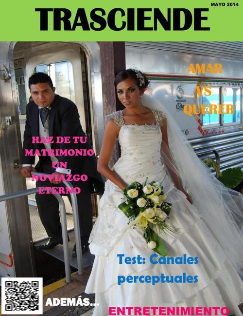 Revista: TRASCIENDE  (mayo)