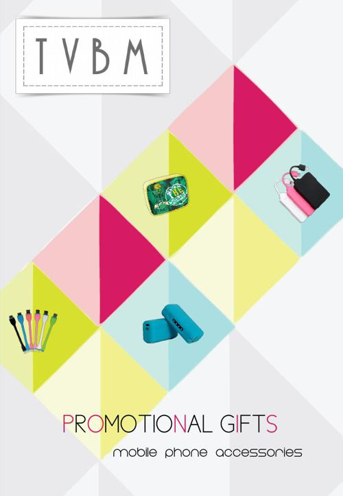 TVBM - Promotional gifts