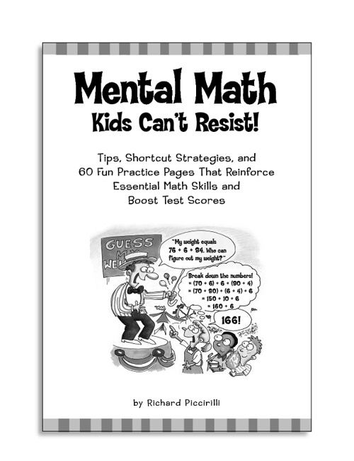 Mental Math Book