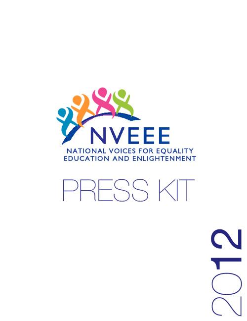 NVEEE Press Kit 2012
