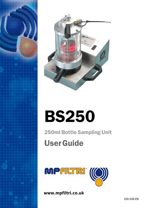 BS250 and BS110 User Guides