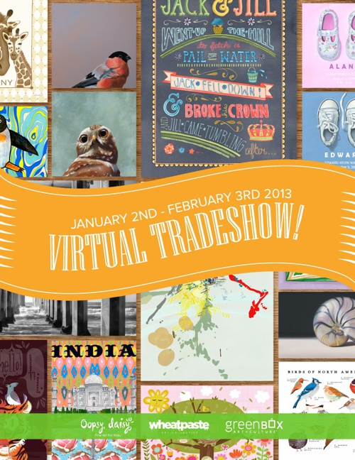 January 2013 Virtual tradeshow test