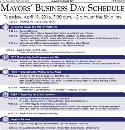 Mayor's Business Day
