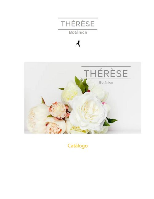 folleto therese