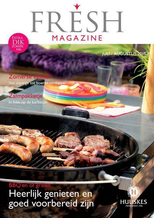 Fresh Magazine Juli - Augustus 2015