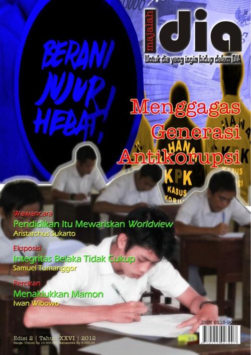 Majalah Dia Edisi II Tahun 2012