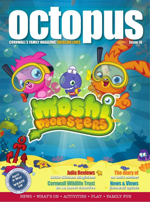 Octopus issue 16