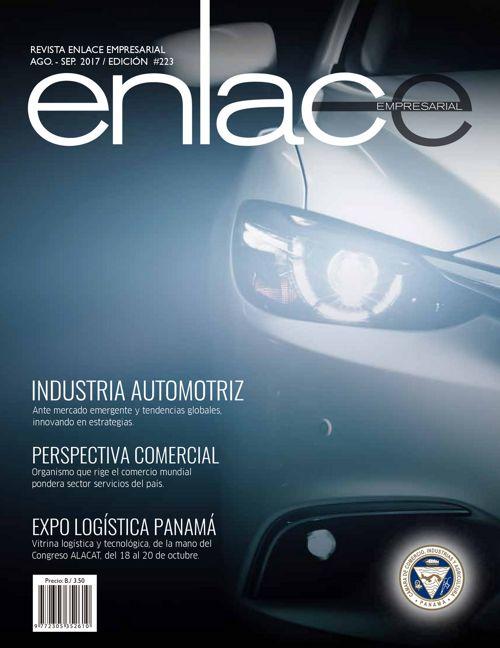 Revista Enlace Empresarial #223
