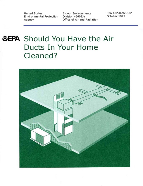 HVAC/AIR-DUCTS - INDOOR AIR POLLUTION