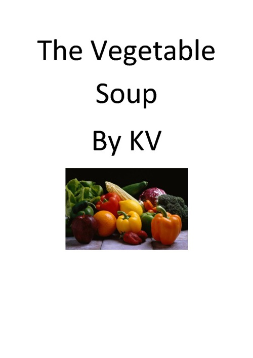 Making Vegetable Soup by KB