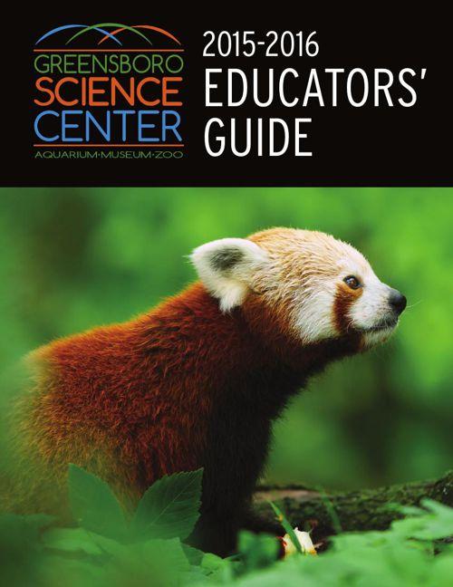 2015-2016 Educators' Guide