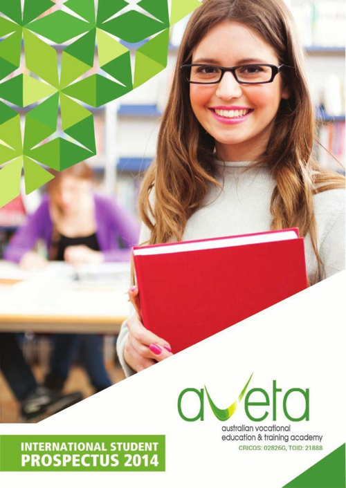 AVETA - Brochure Design
