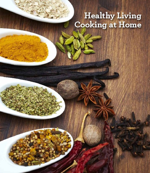 Eternal Ingredients Healthy Living: Layout A
