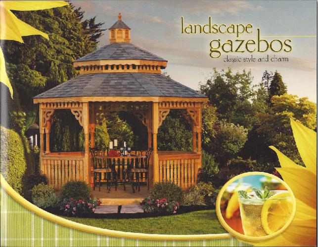 Landscape Gazebos