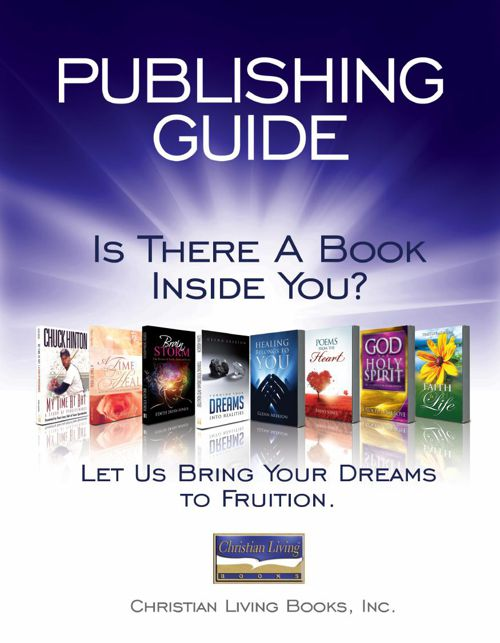 Christian Living Books Publishing Guide