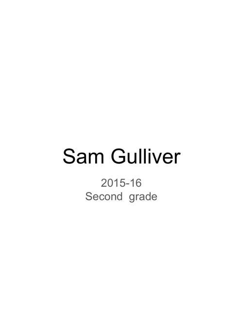 Sam Gulliver