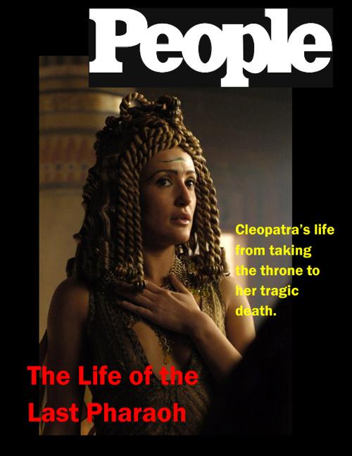 Cleopatra Draft CClark