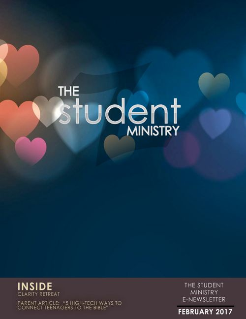 The Student Ministry - Parent News Feb2017