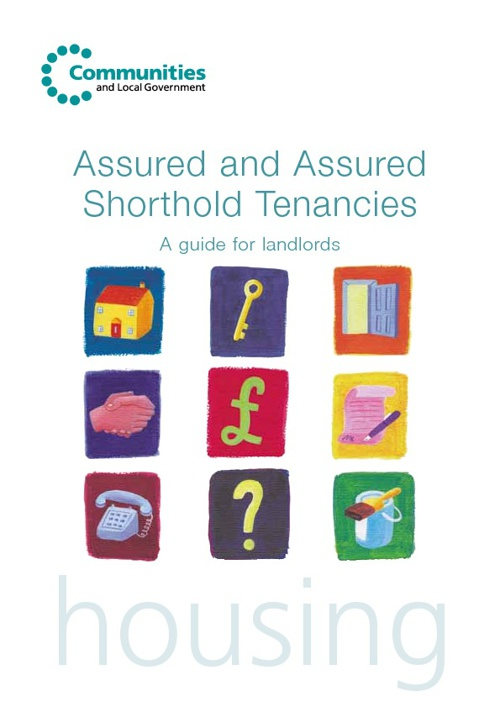 Assured & short Assured Tenancy Agreements