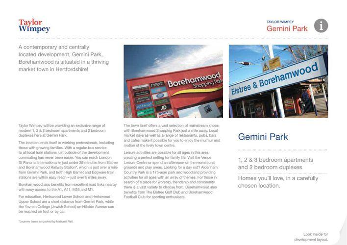 Gemini Park Block D, Sidney