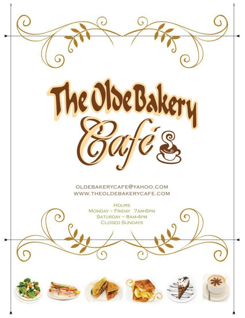 The Old Bakery Cafe