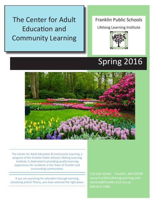 Spring 2016 interactive