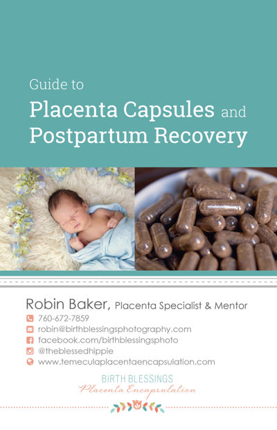 Birth Blessings Placenta Encapsulation Client Guide