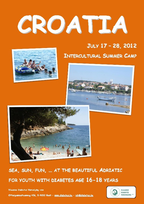 Diabetes Youth Camps 2012
