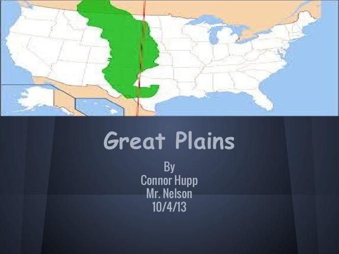 CHupp Great Plains