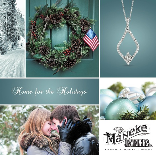 Maneke Jewelers, Inc. Holiday 2012