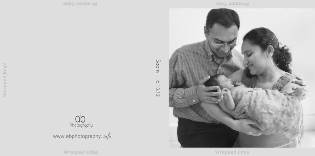 Patel newborn book