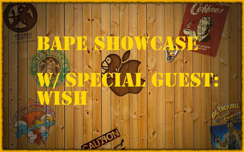 Bape Show: IMA