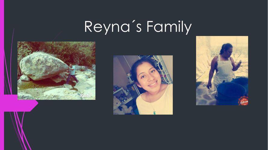 Reyna´s Family