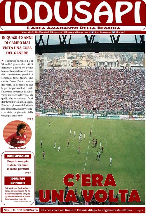 31. Reggina-Siracusa 0-2