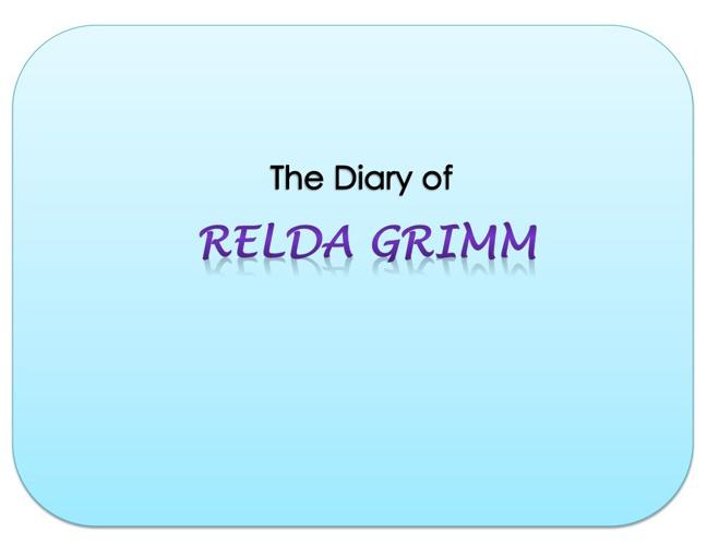 Chapter 3 - Dear Diary
