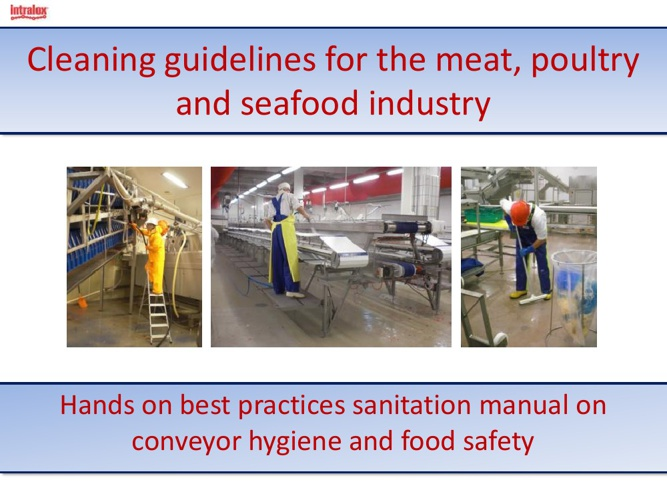 Handbook Cleaning and Disinfection July 2012