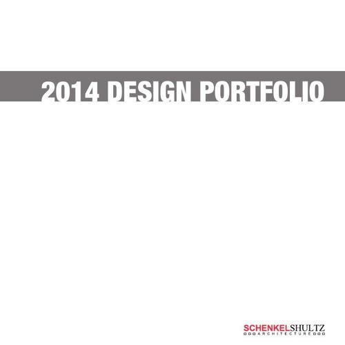 2014 Design Portfolio
