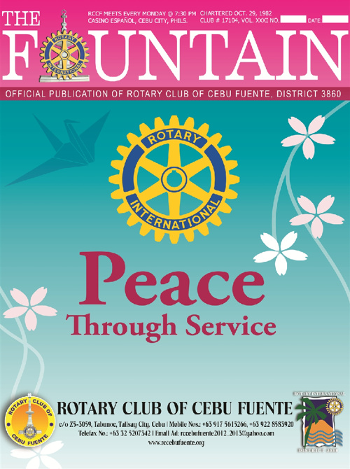 10-22-2012 15th RCCF Bulletin