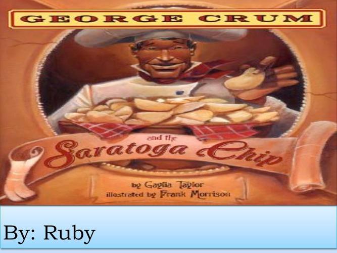 Black History-George Crum-2014