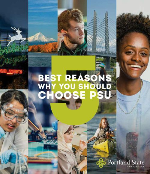 Portland State University: 5 Best Reasons Why You Should Choose