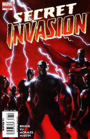 Secret invation -1
