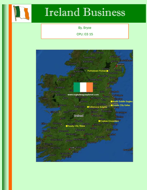 Business Meetings in Ireland