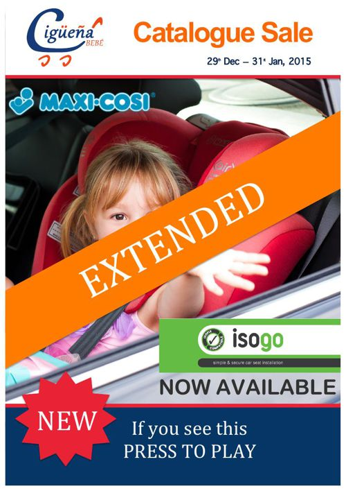 January 2015 Catalogue Sale - EXTENDED