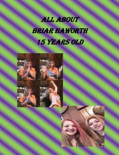 All About Briar Haworth