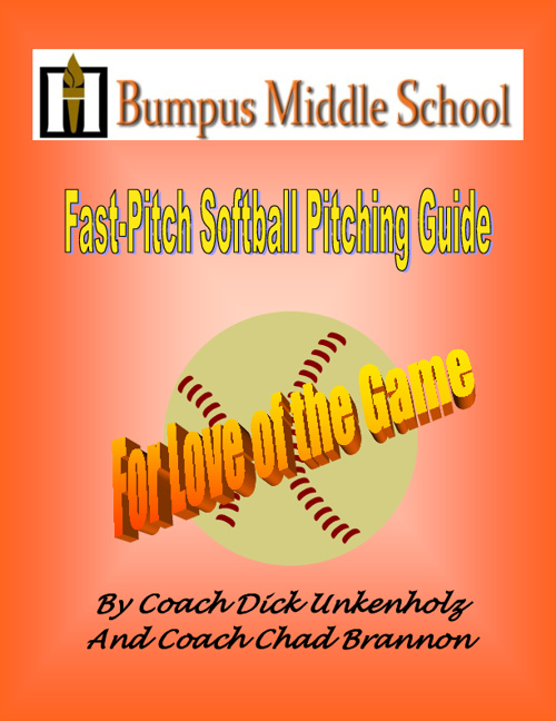 Softball Pitching Book