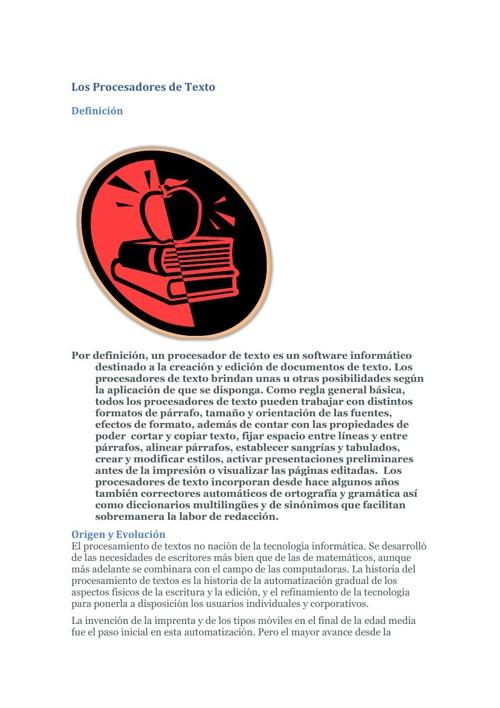 Procesador de texto (Mayra Barrientos)