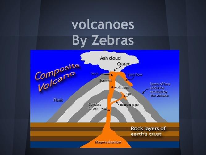 Volcanoes-Zebras