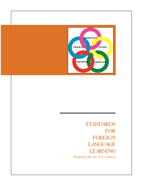 Standards for Foreign Language Learning