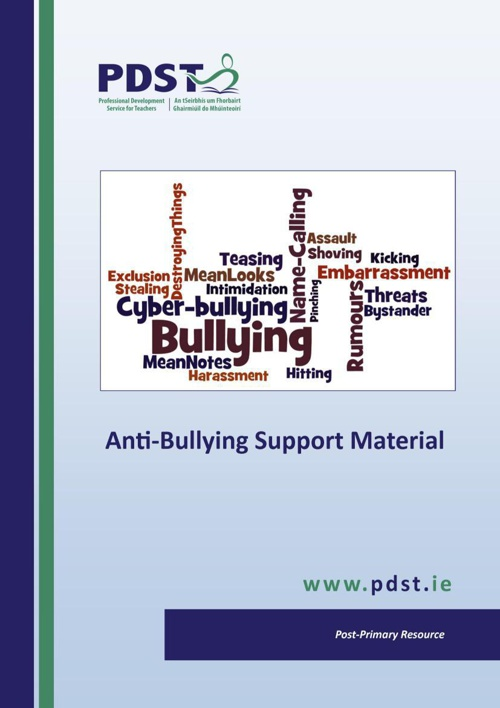 Anti-Bullying prevention and intervention strategies_support mat